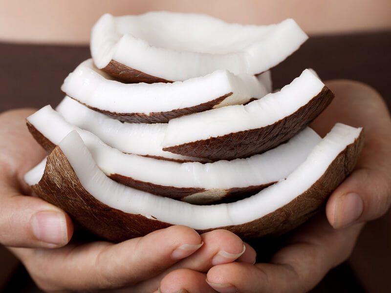 Dầu dừa có tác dụng gì