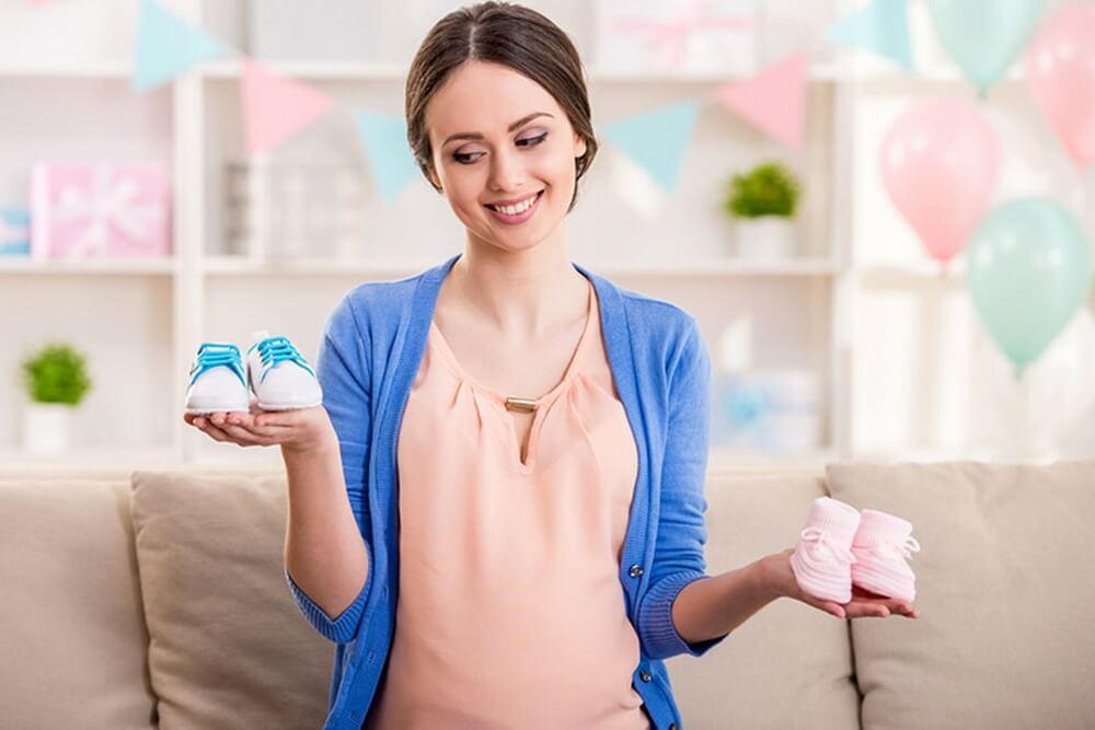 Những dấu hiệu mang thai con trai