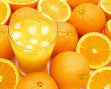 Uống nước cam nhiều có sao không?